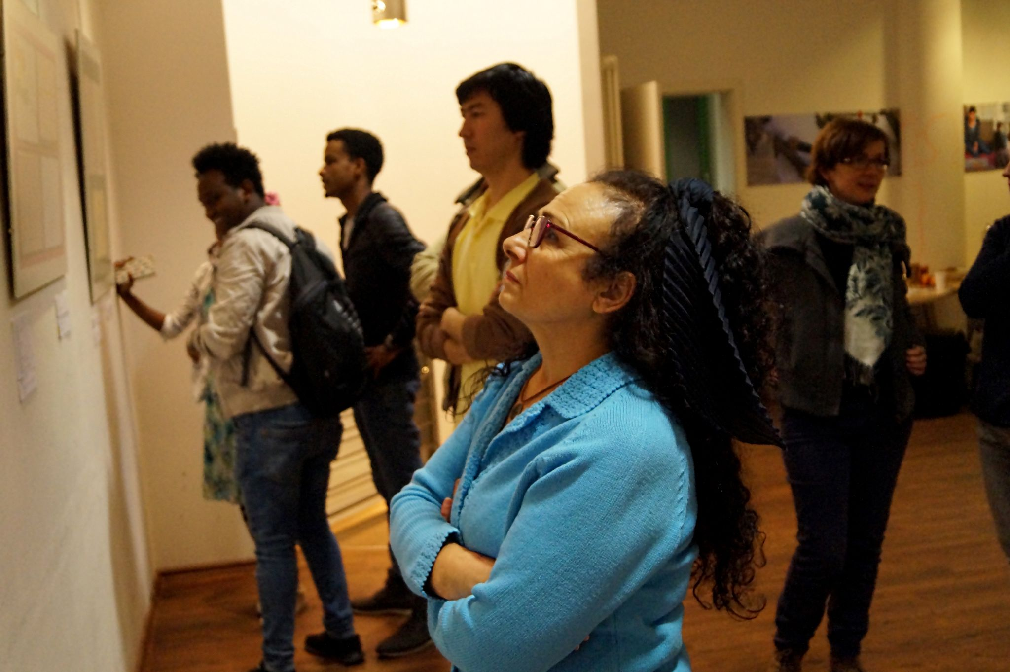 yOUR Community | MEMORY ALIVE Vernissage